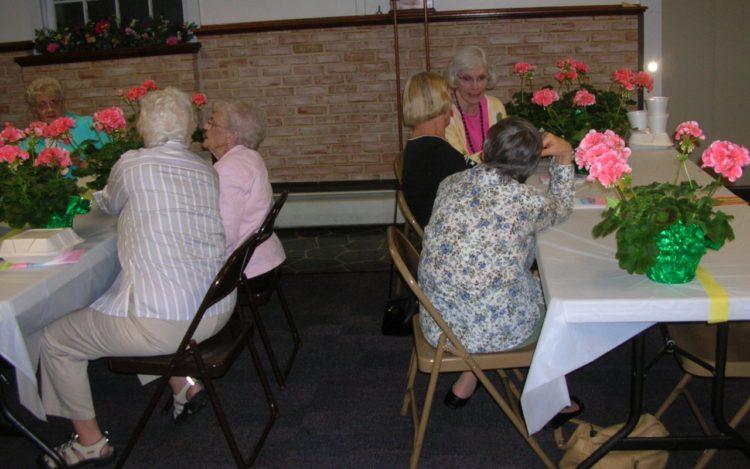Women's Banquet 2017 4